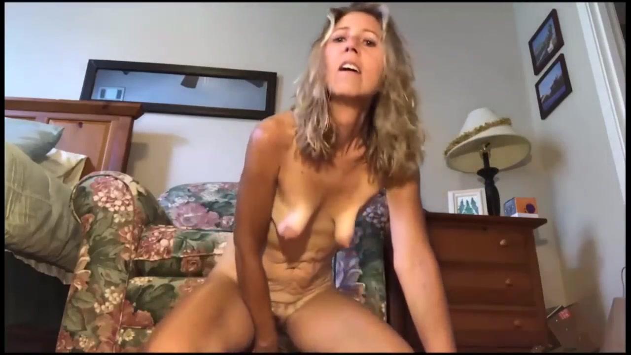 Blonde Milf Swallows Bbc Cum